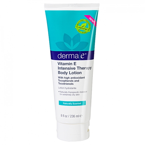 Derma E - Vitamin E Intensive Therapy Body Lotion, Lavender-Neroli -더마 이- 비타민 E 바디 로션 자연라벤더 향 -236 ml