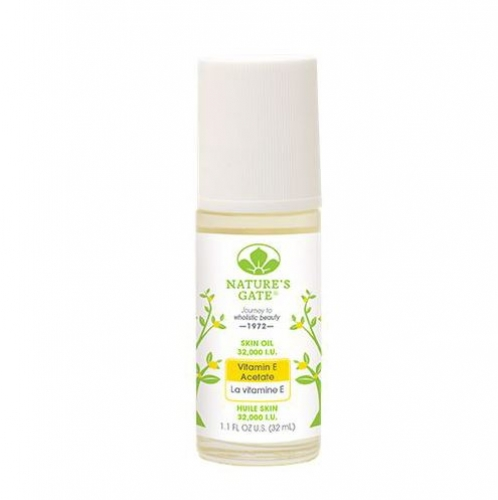 Nature's Gate 32,000 I.U. Vitamin E Oil Roll-On (32ml)