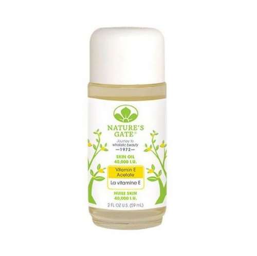 Nature's Gate 40,000 I.U. Vitamin E Oil (59ml)