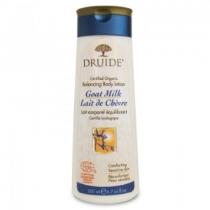Druide Goat's Milk and Sandalwood Body Lotion (250 ml) 드루이드 고트밀크 앤 샌달우드 바디로션