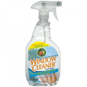 Earth Friendly Products - Window Cleaner with Vinegar (650mL) 식초가 첨가된 창문 클리너