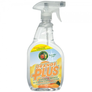Earth Friendly Products - Orange Plus All-Purpose Cleaner Ready To Use (650 mL) 오렌지 플러스 다목적용 표면 클리너