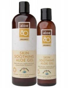 Lily of the desert Aloe 80 Skin Soothing Aloe Gel