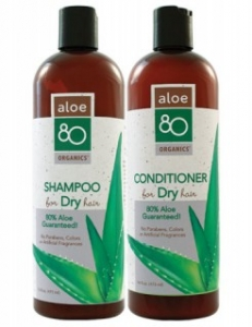 Lily of the desert Aloe 80 Dry Hair care 알로에 80 드라이 헤어케어