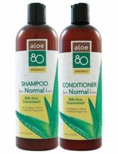 Lily of the desert Aloe 80 Normal Hair Care  알로에 80 정상모 헤어케어