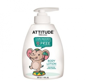 ATTITUDE Little Ones Body Lotion Pear Nectar 아기용 배즙 바디로션 300 mL