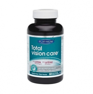 Platinum Naturals - Total Vision Care 60sgels