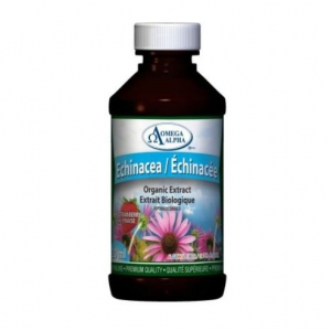 Omega Alpha - Echinacea (Strawberry) 120ml