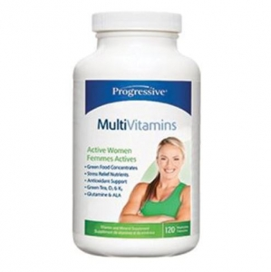 Progressive - Multiple Vitamins&Minerals For Active Women