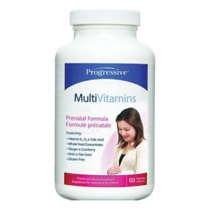 Progressive - Multiple Vitamins&Minerals For Prenatal