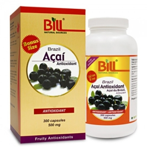 Bill - Acai Berry 500mg 300C