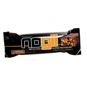 No Gii - Chocolate PB Caramel Crisp Bar 94gx12bar