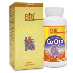 Bill  CoQ 10 30mg 100C