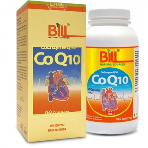 Bill CoQ 10 100mg 120C