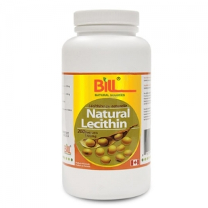 Bill  Natural Lecithin 1200mg 300SG
