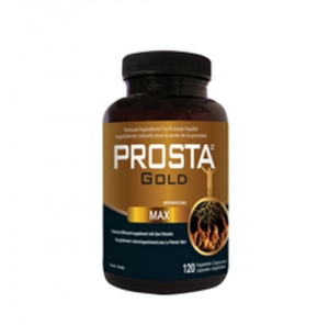 David Health - Prosta Gold Max 500mg 120Vegetable Capsules
