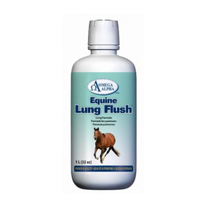 Omega Alpha - LUNG FLUSH 1L