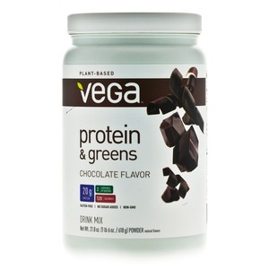 VEGA -  PROTEIN & GREENS (CHOCOLATE) - 618 G
