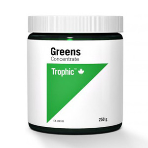 Trophic - GREENS CONCENTRATE - 250 G