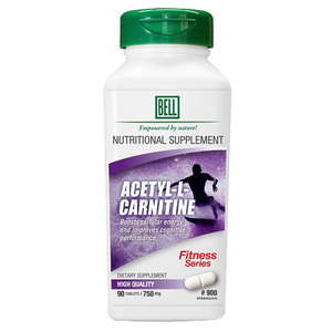 Bell - ACETYL-L-CARNITINE 90CAPS