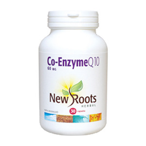 NEW ROOTS - Co-Enzyme Q10 60 mg 30 Caps(30정)