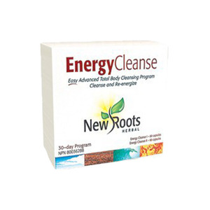 NEW ROOTS - ENERGY CLEANSE 30days Program