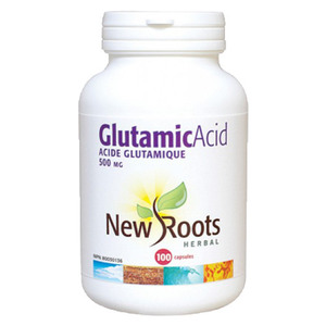 NEW ROOTS - Glutamic Acid 100 Caps(100정)