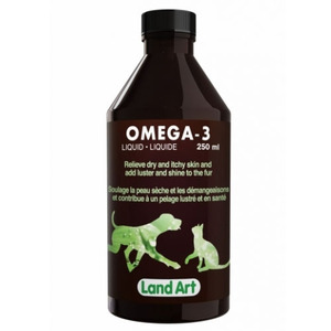 Land Art - OMEGA 3 FOR PETS (애완동물용 오메가3) 250 ML