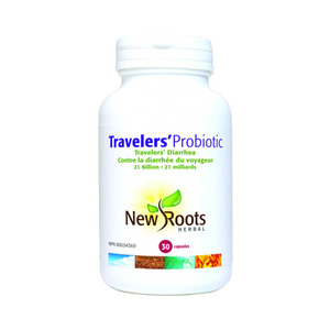 NEW ROOTS - Traveler' Probiotic 210억 - 30 Caps(30정)