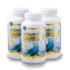 Pure Nature's Ultimate Omega-3 *3 For less*