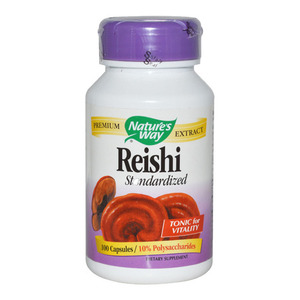 NATURE'S WAY - Reishi - 100 Caps(100정)