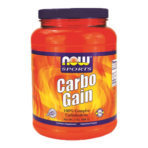 Now Foods - CarboGain 100% Complex Carbs - 나우 푸드 - 탄수화물 보충제 - 908g