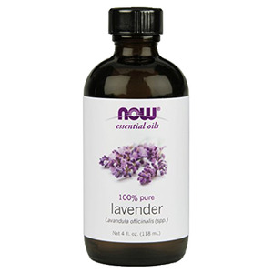 NOW Essential Oils Lavender Oil 100% Pure (118 mL) 나우 푸드 라벤더 오일