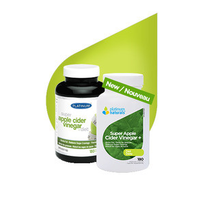 Platinum Naturals - SUPER APPLE CIDER VINEGAR +DIET 180 VCAPSULES(수퍼 애플 사이다 비니거+다이어트)