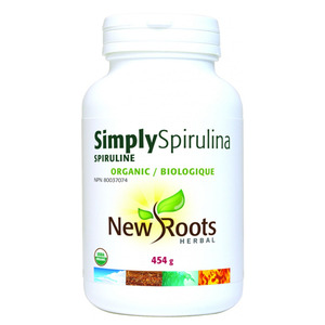 NEW ROOTS - Simply Spirulina 454 g