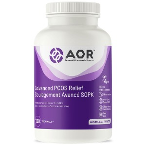 ADVANCED PCOS RELIEF 120 SGELS(120정) AOR