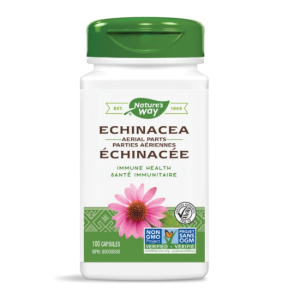 NATURE'S WAY - Echinacea  - 100 Caps(100정)
