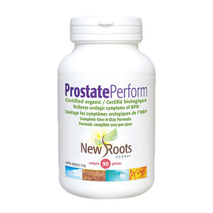 NEW ROOTS - Prostate Perform 90 Softgels(90정)